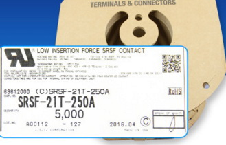 SRSF-21T-250A soquetes crimp teminal conectores terminais caixas 100% peças novas e originais