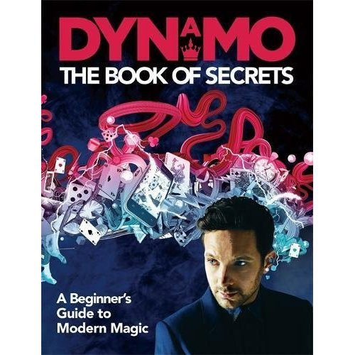 The Book Of Secrets By Dynamo,Magic Tricks