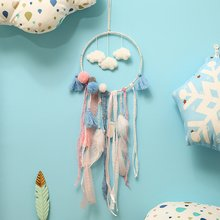 Feather Handmade Dream Catcher สไตล์อิน(China)