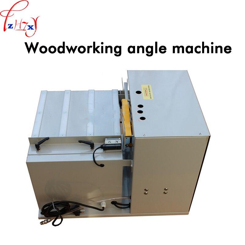 1PC 220V 350W Woodworking corner machine SETM-I high speed chamfering machine sealing edge fillet corner machine