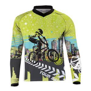 Image 4 - Maglie Moto Moto XC Moto estate Mountain Bike maglia Motocross XC BMX DH MTB T Shirt abbigliamento