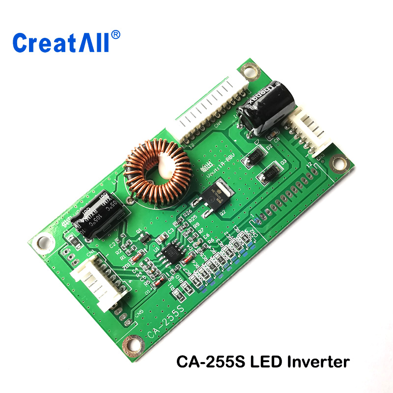 10pcs/lot CA-255S Universal 10-48 Inch LED LCD TV Backlight Constant Current Board Boost Board LED Backlight Driver Board