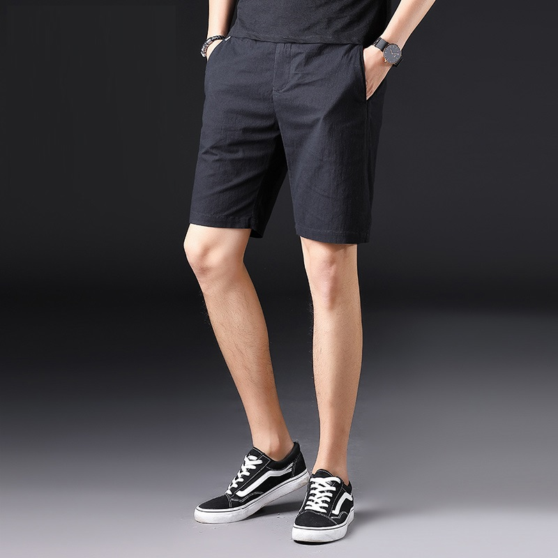 2018 Summer Sports Running  Shorts Pure color Men's