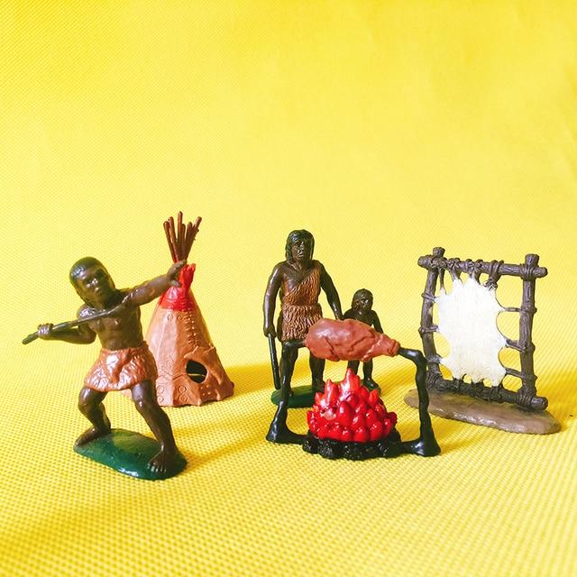 New Arrival~caveman/cave Woman/doll House//miniatures/cute/fairy Garden  Gnome/moss Terrarium Decor/table Decor/figurine/statue In Figurines U0026  Miniatures ...