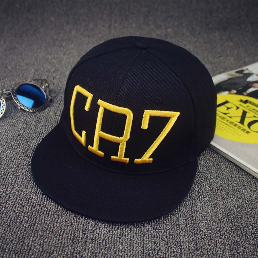 Newest Style Cristiano Ronaldo CR7 Hats Baseball Caps Hip Hop Caps Sports Snapback  Football Hats for Men Women High Quality 229dcb796c5