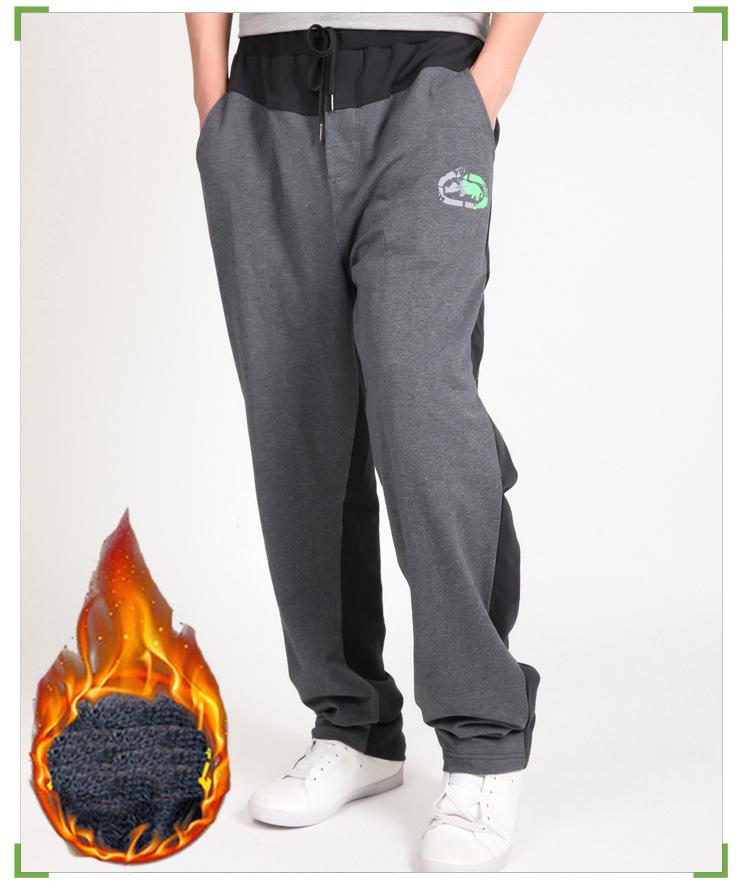 Warm winter pants men Joggers pants Hip Hop pants men clothes 18 Streetwear men's trousers large size XXXL 4XL 5XL 6XL 7XL 8XL 9