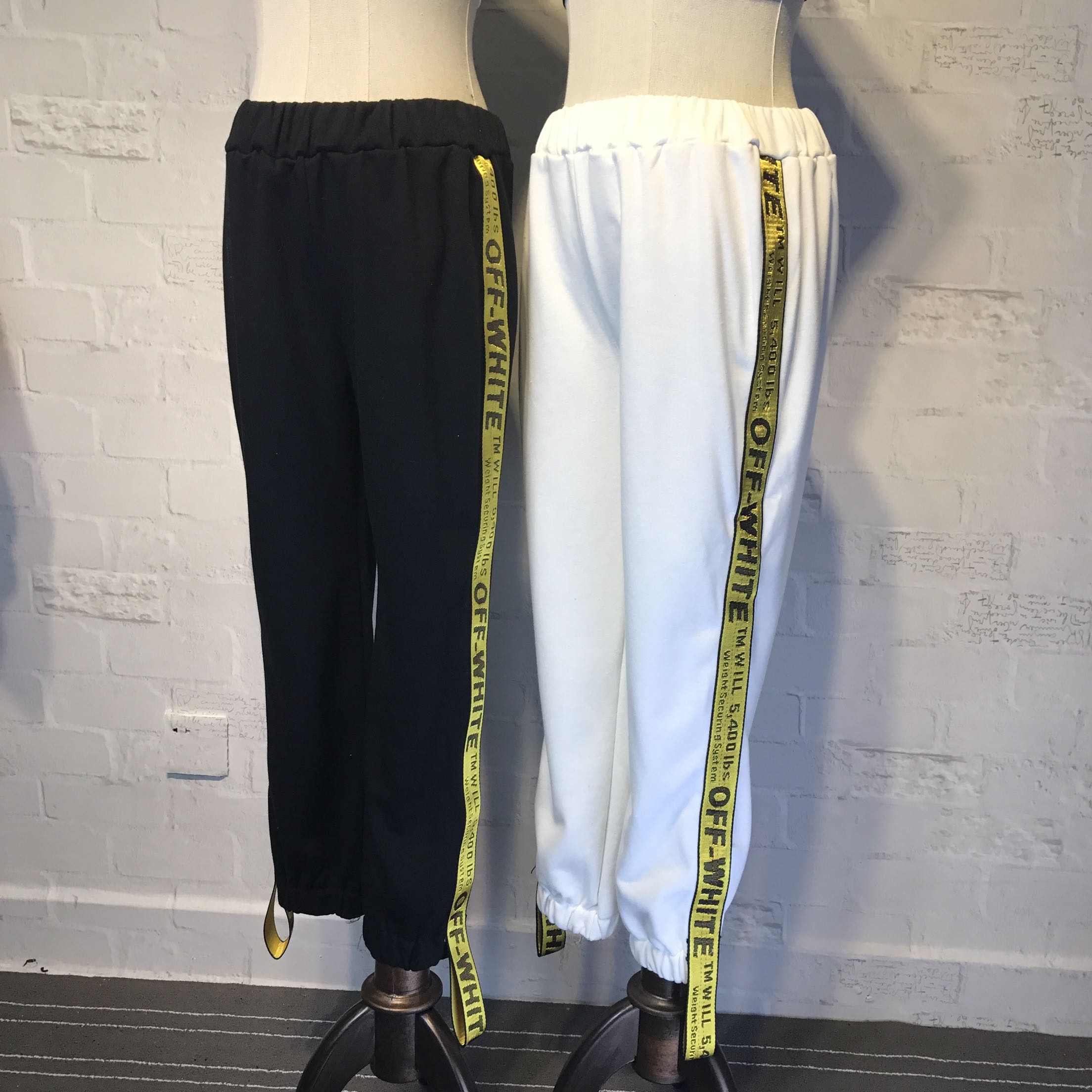 yet not vulgar price remains stable search for newest Off White Pants Women | Pant So