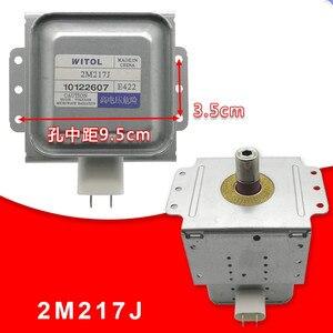 Image 2 - 2M217 four à micro ondes magnétron WITOL 2M217J 217j 2m218j pour Midea Galanz four à micro ondes magnétron pièces accessoires de rechange