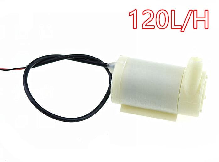 Pumpen 1 Stücke Mini Micro Tauch Wasserpumpe Dc 2,5-6 V Geräuscharm Bürstenlosen Motor Pump120l/h Den Menschen In Ihrem TäGlichen Leben Mehr Komfort Bringen Sanitär