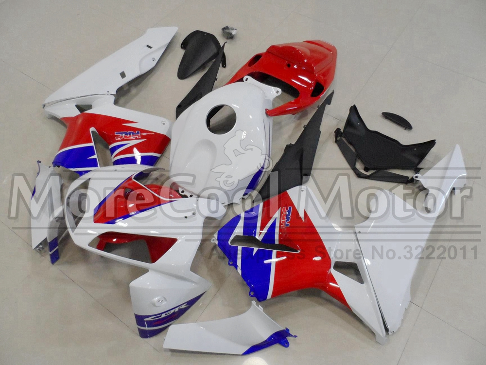 2005 2006 CBR 600RR Motorocycle Fairing kit for HONDA CBR600RR 05 06 CBR 600 RR F5 NEW HRC Fairings set neo chrome rear lower control arm lca for honda civic 2001 2005 e2c