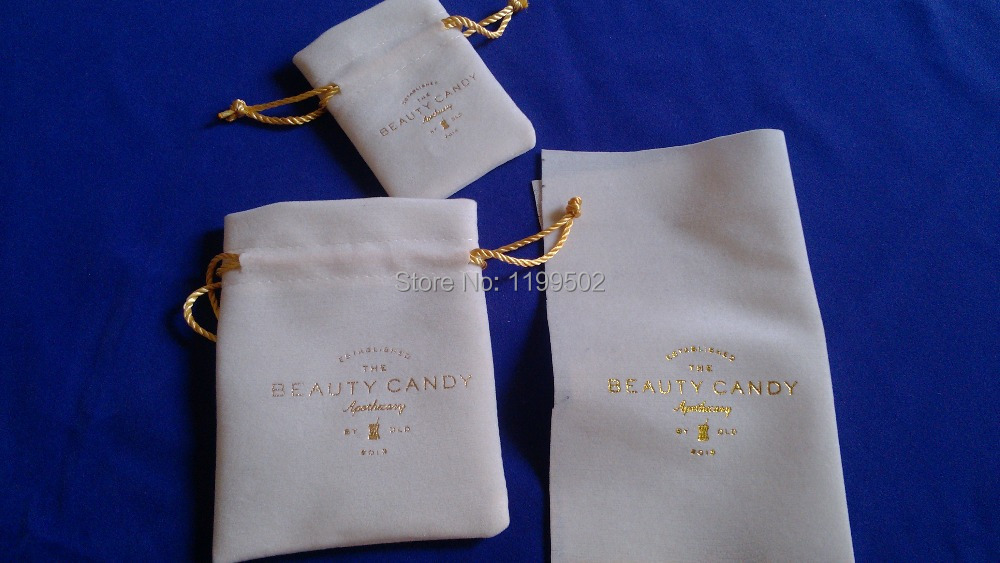 direct selling drawstring velvet jewelry bags for gifts necklace font b mobile b font font b