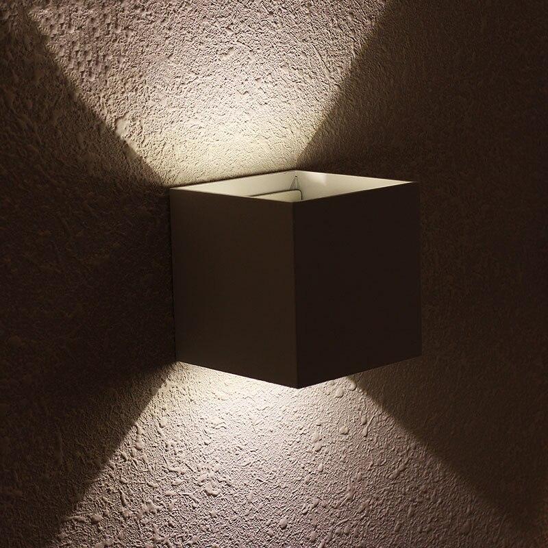 luzes de parede criativo quarto 1 2 cabecas industrial 04