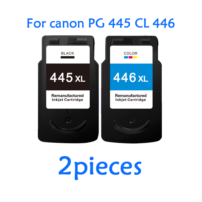 PG445 CL446 ink cartridge For canon PG-445XL CL-446 For canon Pixma IP2840 MX494 MG2440 MG2540 2940 Printer ink cartridge PG 445