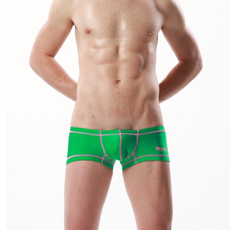 2019. gada vīriešu peldkostīmu šorti Biksītes peldkostīms - Sporta apģērbs un aksesuāri - Foto 3