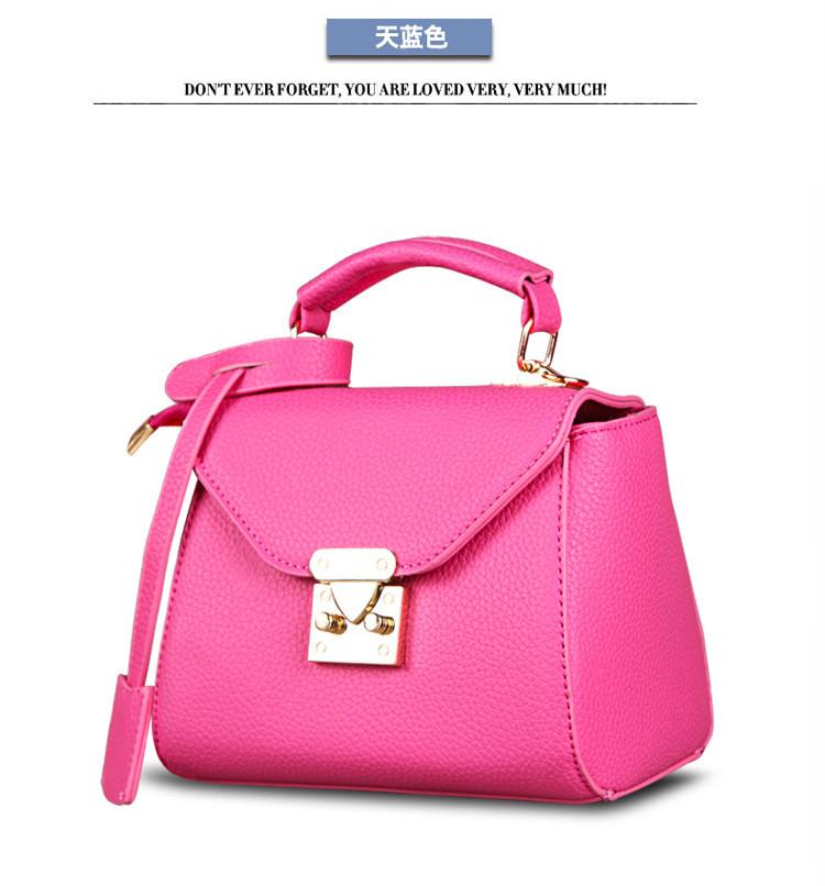 Mini Solid Bags New 16