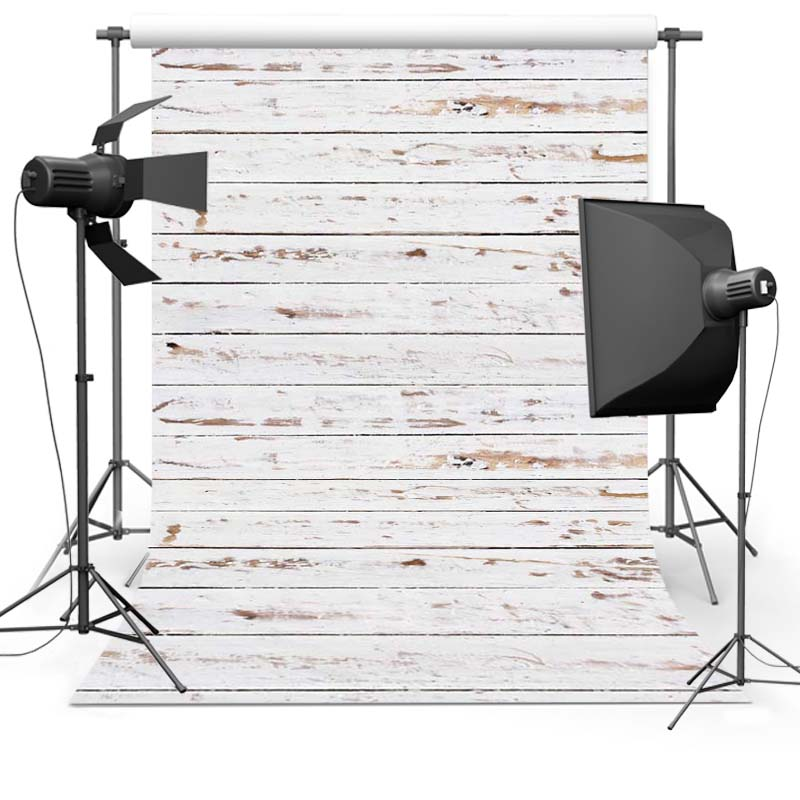 Thin Vinyl Photography Backdrop Wallpaper Wood Floordrop Custom Photo Prop Backdrop Backgrounds Floor-704