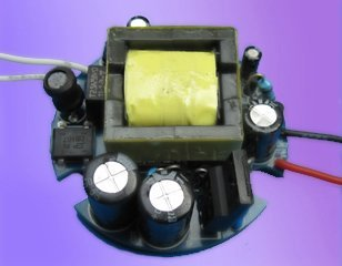 LED Constant current driver;AC85-265V input;320ma/15*1W output;P/N:AT1522