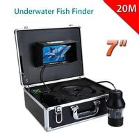 EYOYO Original 20M Fish Finder 1000TVL 360 Degree Underwater Fishing Camera 18pcs IR Led Light Controllable