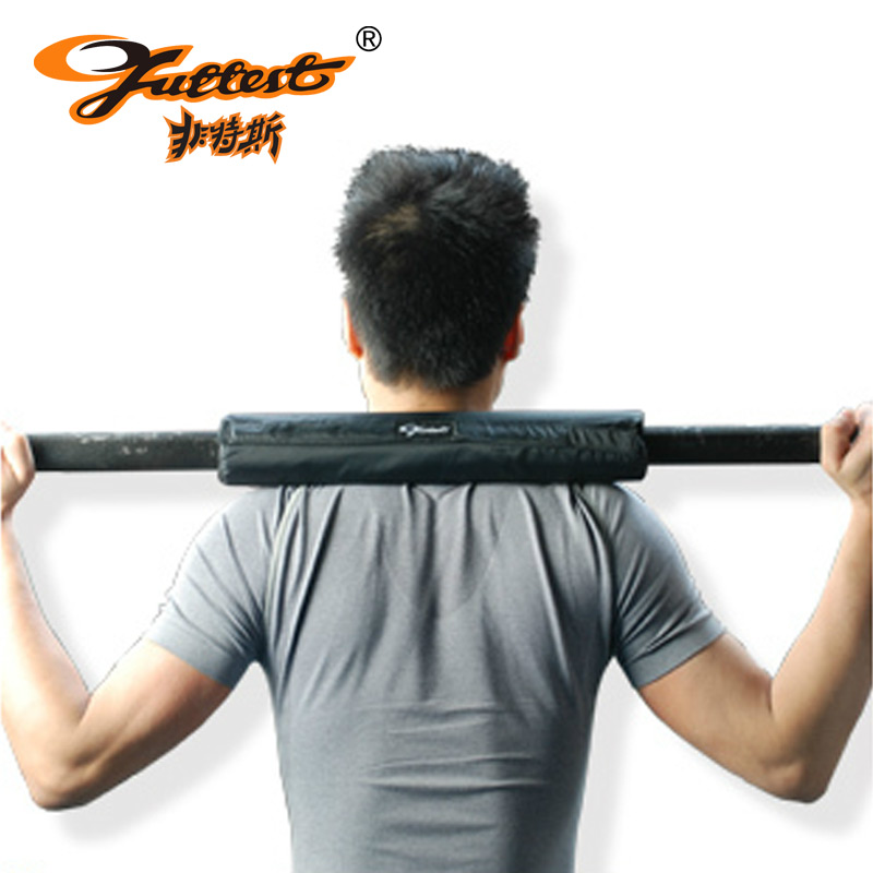 Futtest Cowhide Sponge Foam Shoulder Pad Weight Lifting Rod Set Barbell Bar Protection In Emergency Kits From Security On Aliexpress