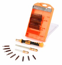 цена на JAKEMY Precision Magnetic Screwdriver Set Mobile Phone Repair Tool Screw Driver Lot for Laptop Smart Cell Phone Repairing Tools