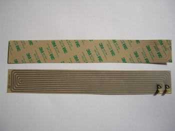 30*350mm 12V 15W ,PI film heating polyimide heater heat rubber electric Element For element heating pan flexible Customer design 12x280 12v10w element heating pi film polyimide heater heat rubber electric flexible heated bad printer heating pad oil