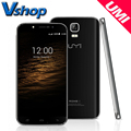 Оригинальный UMI РИМ Х 3 Г Мобильный Телефон Android 5.1 1 ГБ RAM 8 ГБ ROM MT6580 Quad Core 8.0MP 720 P Камера Dual SIM 5.5 дюймов Сотовый телефон