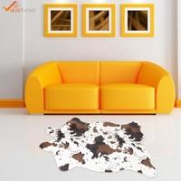 75 110cm Artificial Animal Fur Carpet Non Slip Carpet For Living Room Free Shipping