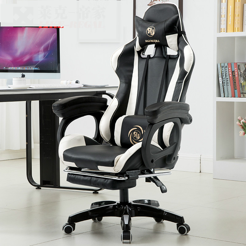 Gaming Chair Household Lifting Swivel Chair Cadeira Gamer Office Computer Chair Reclining Silla Gamer Silla Oficina Chaise