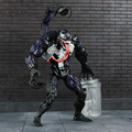 "Free Shipping Universe Spiderman Venom PVC Action Figures Loose Toy 6"" 18CM"