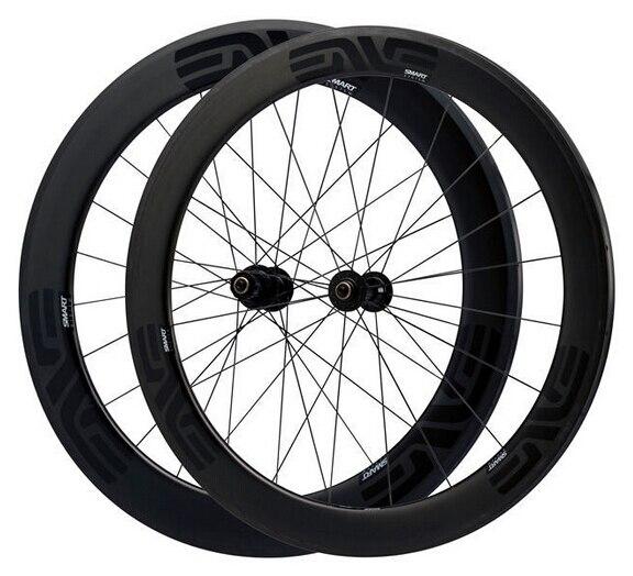 700C pleine fibre de carbone favorable autocollant carbone route vélo cyclisme pneu roues 50mm basalte livraison gratuite