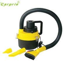 Dropship CARPRIE Venta Caliente 12 V 90 W de Potencia Aspiradora de Coche Mojado Limpiador de Vehículos de Doble Propósito Portátil de Regalo de mayo de 15