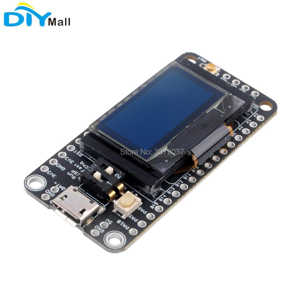 LORaM3-D 868MHz 915MHz STM32F103CBT6 STM32L103CBT6 STM32F303CCT6 MCU Development Board OLED Display Antenna for Arduino