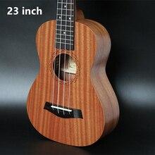 High Quality Ukulele Four Strings 17 Fret Hawaiian Guitar 23 inch 61cm Ukelele Chibson Acoustic guitar Rosewood Fingerboard
