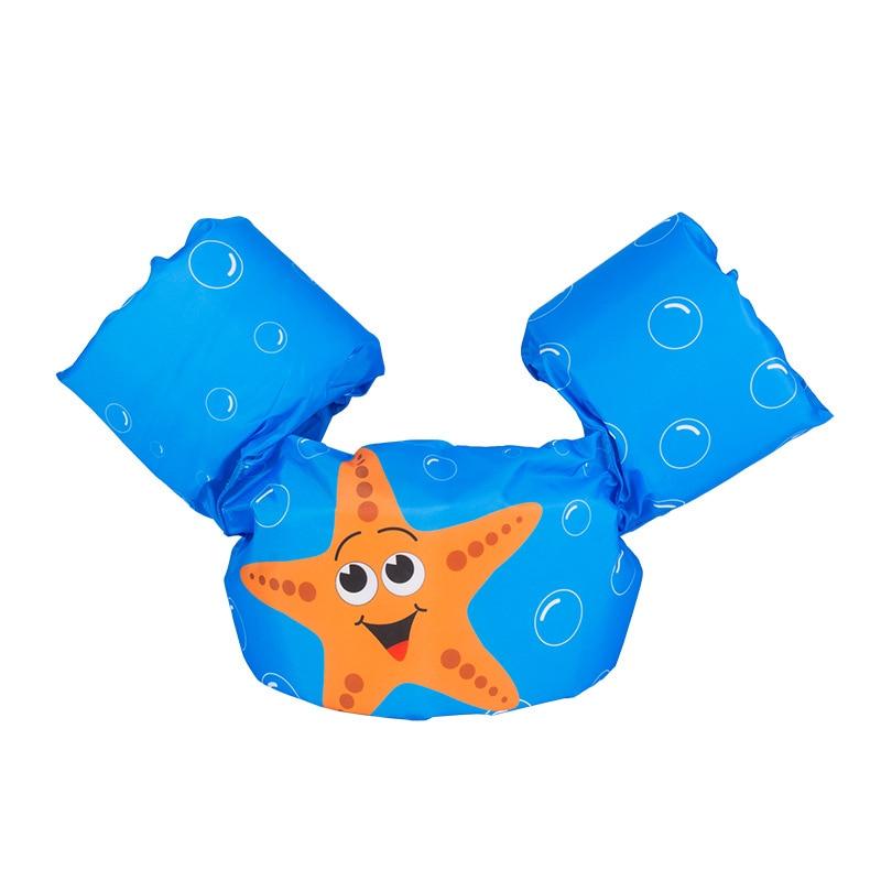New Kids't Toys High Quality Children's Life Jackets Buoyancy Vest Baby Floating Clothing Swimming Arm Foam Lifebuoy