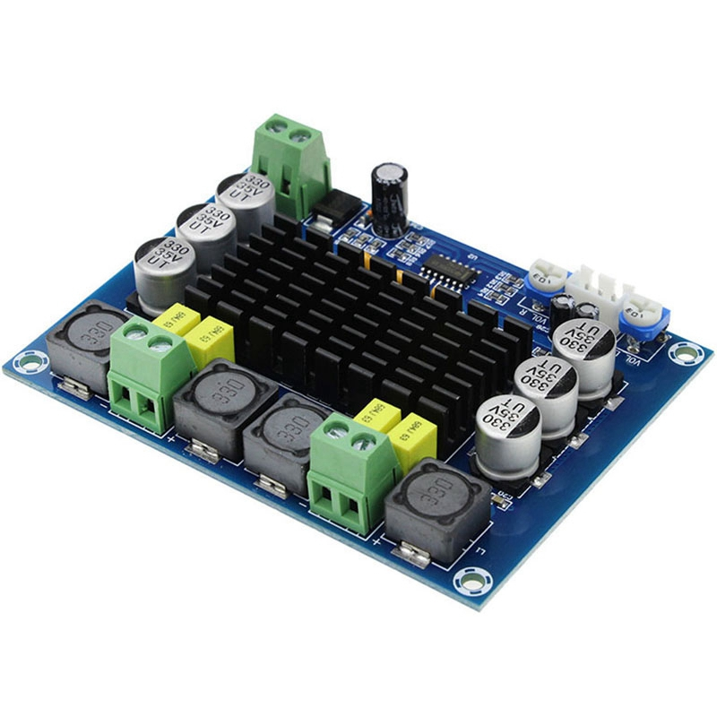 Tpa3116D2 Dual-Channel Stereo High Power Digital Audio Power Amplifier Board 2X120W Xh-M543