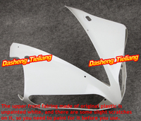 GZYF Upper Front Fairing Cowl Nose Fits for Yamaha YZF R1 2004 2005 2006 ABS Plastic