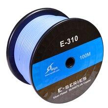 Hi Fi MPS 99.9997% OFC + посеребренный аудиокабель RCA, аудиокабель для сабвуфера, кабель XLR, 1 метр