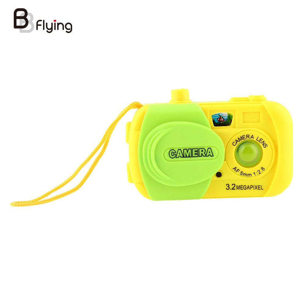 Cute Hanging Plastic Camera Toys Kids Toy Room Decor Furnishing Articles Photography Prop Home Decoration Baby Birthday Gifts
