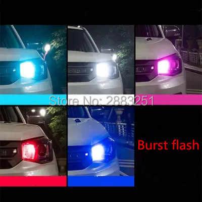 Mobil Warna LED Super Terang T10 Lebar Lampu W5W untuk Hyundai I30 Ix25 Ix35 Creta Solaris Tucson Bisa Kona Santa mobil Lampu Sinyal