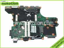 laptop motherboard for lenovo ibm thinkpad T400 63Y1370 SP9600 GS45 DDR3