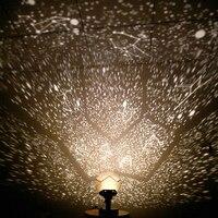 Звезды Astro небо проекции Космос Ночник проектор 12 Романтический Созвездие L15
