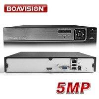 8CH 16CH 5MP CCTV NVR H.265/H.264 обнаружения движения CCTV сетевой видео Регистраторы FTP ONVIF IP Камера безопасности Системы