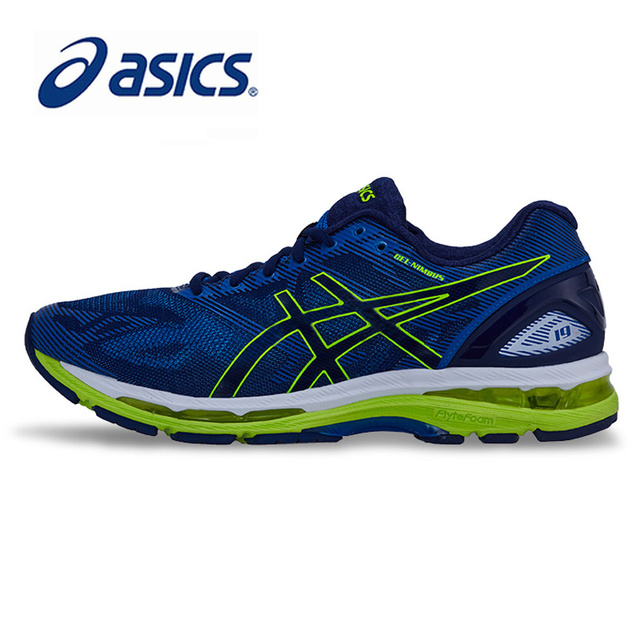 ASICS Men s Shoes Original Authentic GEL NIMBUS 19 Cushion Light Running  Shoes Breathable Sneakers Sports Outdoor Leisure T700N-in Running Shoes  from Sports ... 52b30b2424289