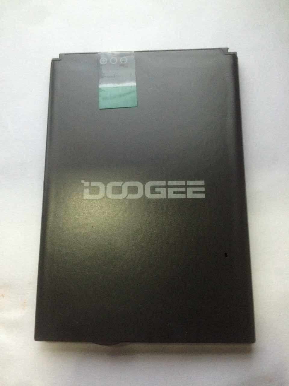 Batterie de rechange DOOGEE T5 BAT16464500 4500 mAh batterie de secours Li-ion de grande capacité pour téléphone intelligent DOOGEE T5 Lite-en Stock