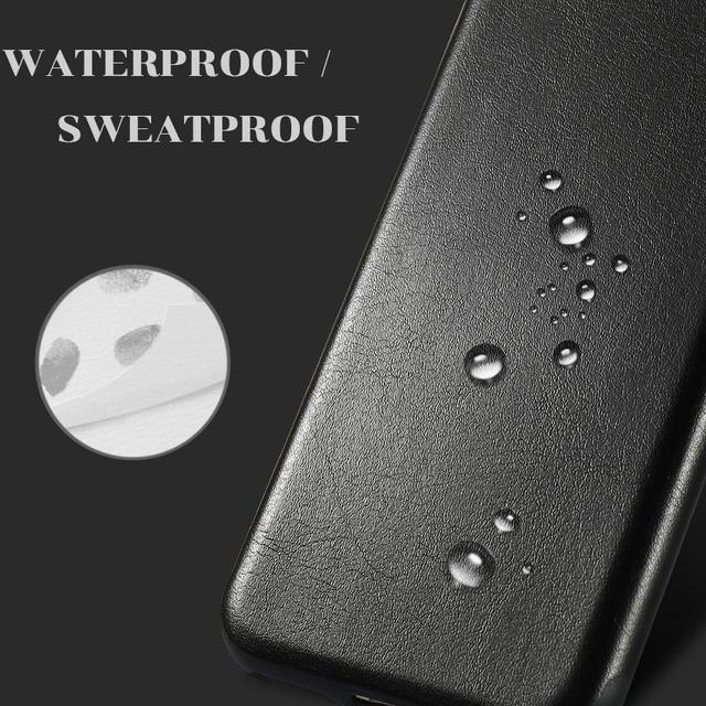 iPhone Anti-Knock PU Leather Phone Case