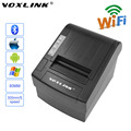 Voxlink 80mm wifi pos impressora de recibos térmica para android telefones tablet para ipone ipad ios 300 mm/s auto-cortador de wifi printer_dhl