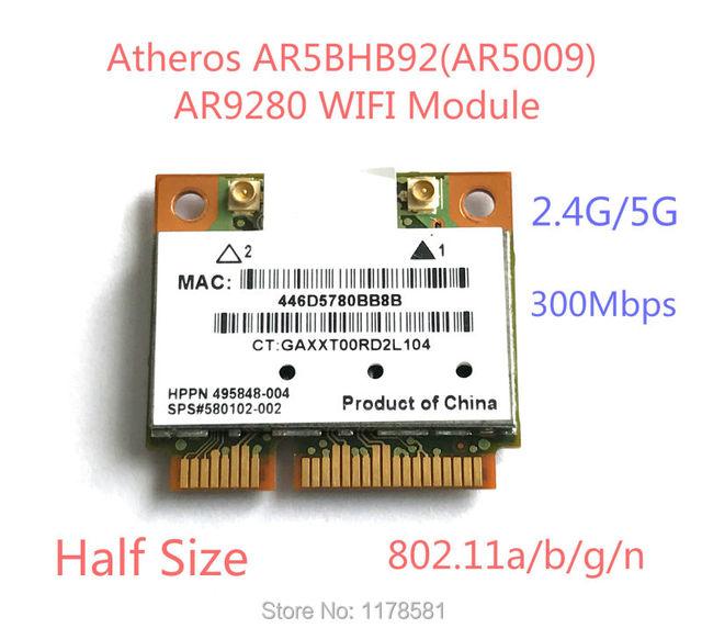 ATHEROS AR5009 WLAN TREIBER WINDOWS 7