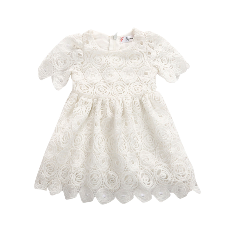 FOCUSNORM New Fashion Lovely Toddler Infant Kids Baby Girls Summer Floral Dress Princess Pageant Party Dress