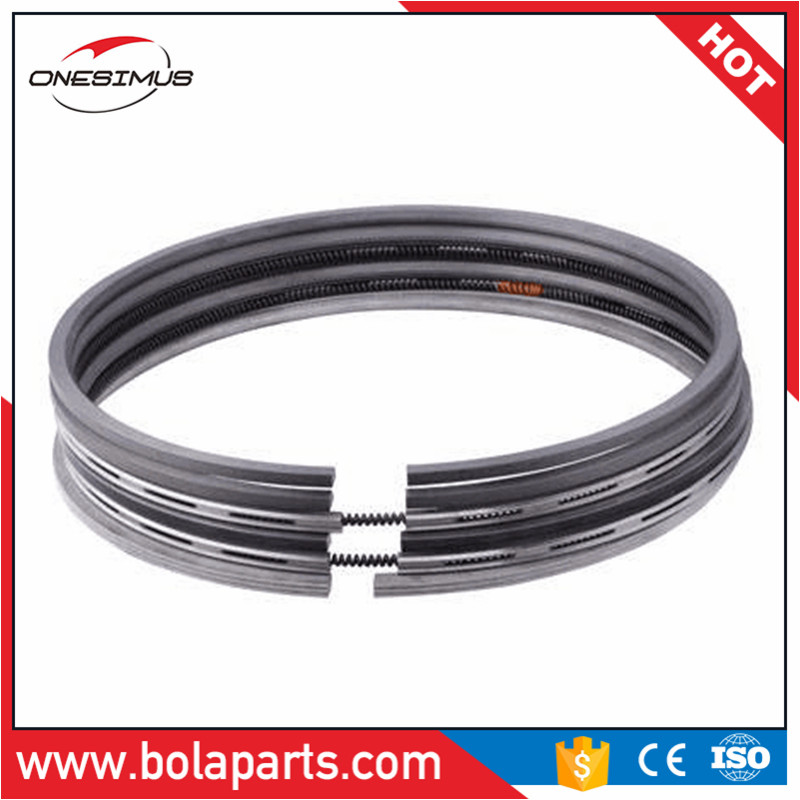 High quality brand automobile piston ring for ISUZU engine code D201