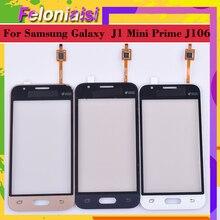 10Pcs/lot For Samsung Galaxy J1 Mini Prime J106 J106H J106F J106M SM-J106F Touch Screen Panel Sensor Digitizer Glass Touchscreen
